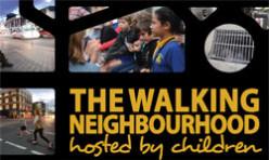 The Walking Neighbourhood Poster