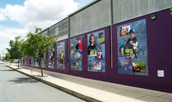 Inala Photographic Mural