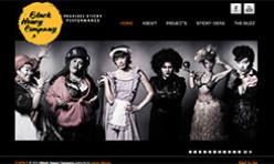 Black Honey Company Website