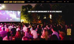West End Film Festival Website