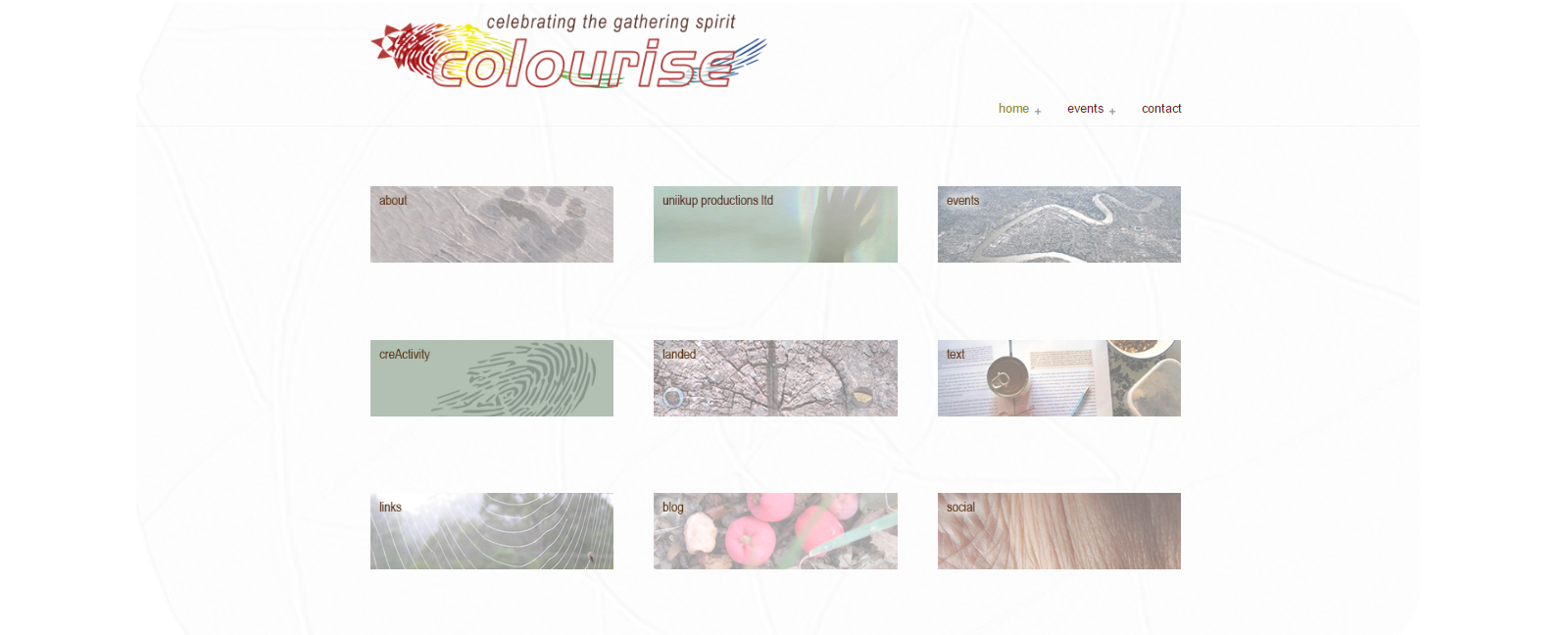 Colourise Website